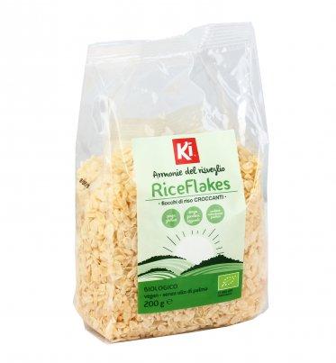 Fiocchi di Riso Croccanti - Senza Glutine