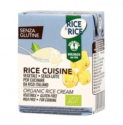 """Preparato Vegetale da Cucina con Riso """"Rice Cuisine"""" - Rice&Rice"""