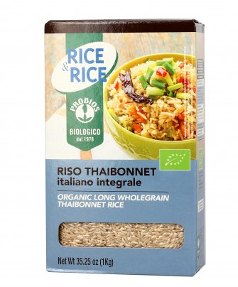 "Riso Thaibonnet Italiano Integrale ""Rice & Rice"""