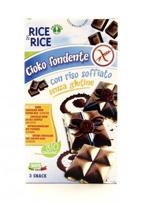 Rice & Rice - Cioko Riso Soffiato e Cioccolato Fondente