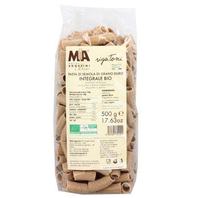 Pasta di Grano Duro Integrale - Rigatoni