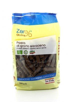 Rigatoni di Grano Saraceno - Zero Glutine 250 gr.