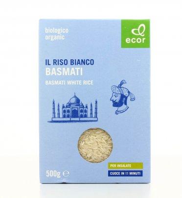 Riso Basmati Bianco Bio 500 gr.