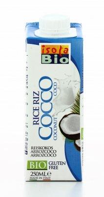 Bevanda di Riso e Cocco 250 ml