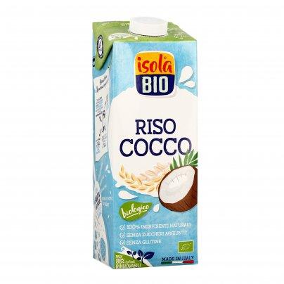Bevanda di Riso e Cocco 1000 ml
