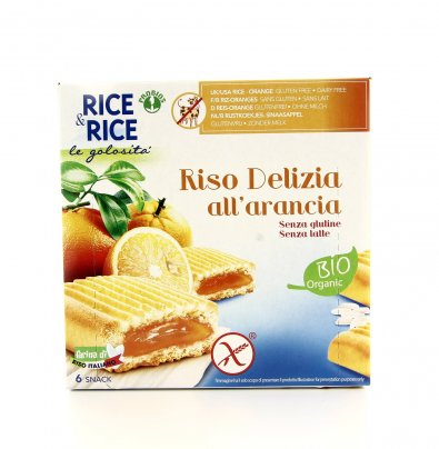 Rice & Rice - Riso Delizia all'Arancia