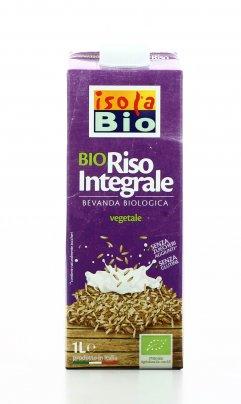 Bevanda Vegetale di Riso Integrale Bio