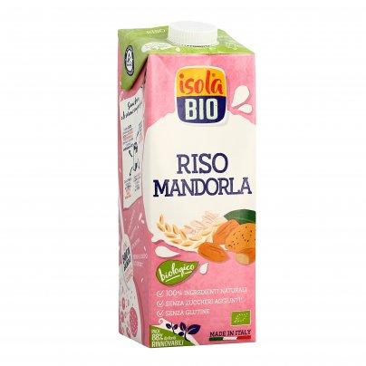 Bevanda Vegetale con Riso e Mandorla 1 litro