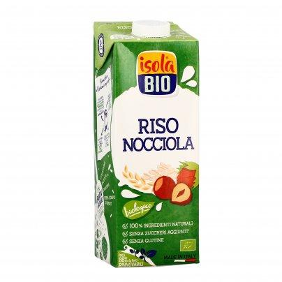 Bevanda Vegetale di Riso e Nocciola
