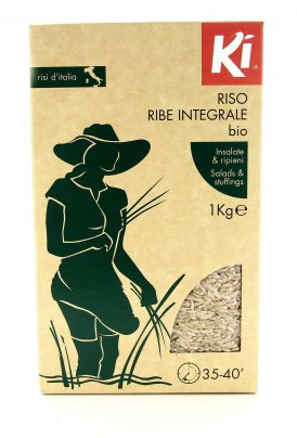 Riso Ribe Integrale Biologico