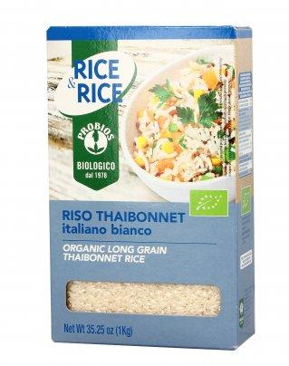 "Riso Thaibonnet Italiano Bianco ""Rice & Rice"""