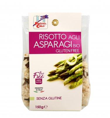 Risotto agli Asparagi Bio - Senza Glutine