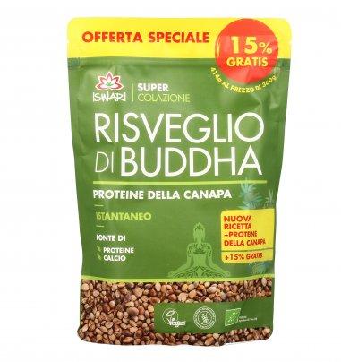 Risveglio di Buddha - Proteine della Canapa 414 gr.