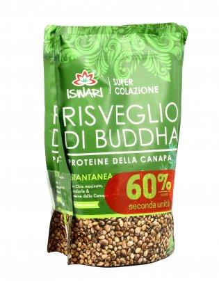 Risveglio del Buddha - Proteine della Canapa (Formato Famiglia)