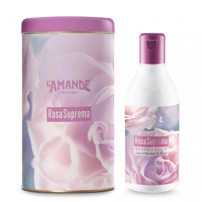 Bagno Doccia Rosa Suprema - Confezione Regalo