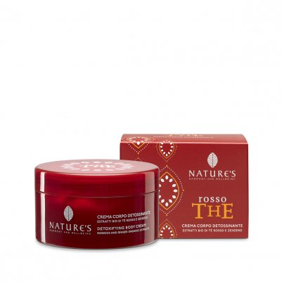 Crema Corpo Detossinante - Rosso The 200 ml