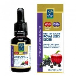 Pappa Reale Elisir - Royal Jelly Elixir