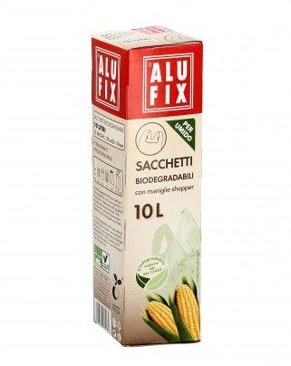 Sacchetti Biodegradabili per Umido 10 Litri (15 sacchi)