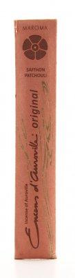 Bastoncini d'Incenso - Saffron Patchouli