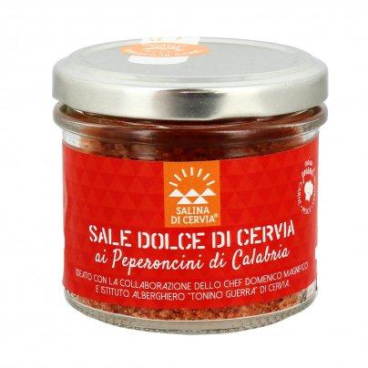 Sale Dolce di Cervia ai Peperoncini di Calabria