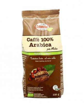 Caffè Arabica Macinato per Moka