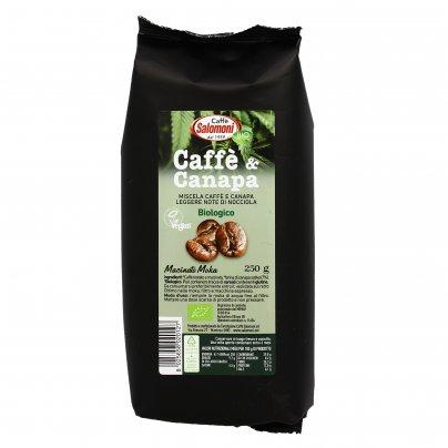 Caffè e Canapa Bio - Miscela per Moka