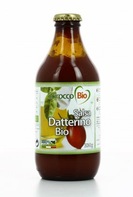 Salsa con Pomodoro Datterino Bio