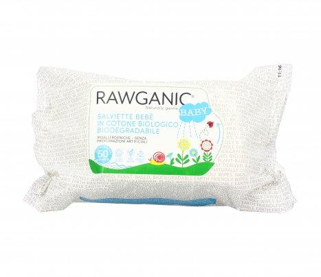 Salviette Bebè In Cotone Biologico Biodegradabile