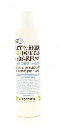 Hippines Uomo - Let It Shine Doccia Shampo