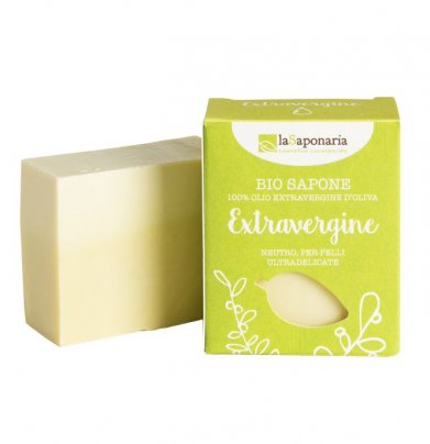 Sapone all'Olio Extravergine d'Oliva - Extravergine