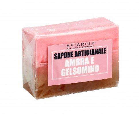 Sapone Artigianale - Ambra e Gelsomino