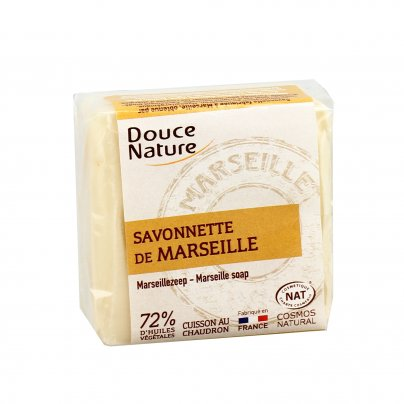 Sapone di Marsiglia Bianco 100 g