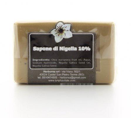 Sapone di Nigella 10%