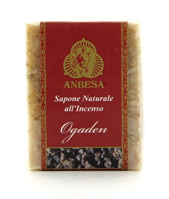 Sapone Naturale all'Incenso Ogaden