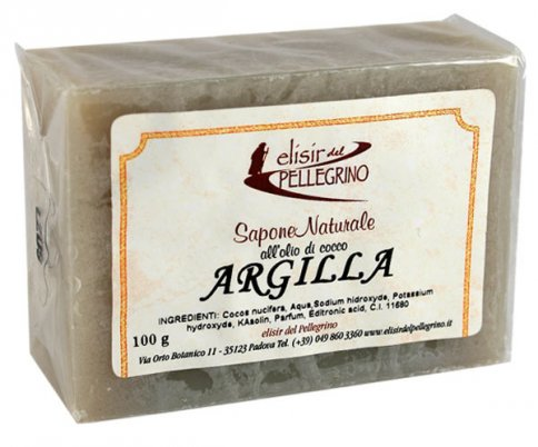 Sapone all'Argilla