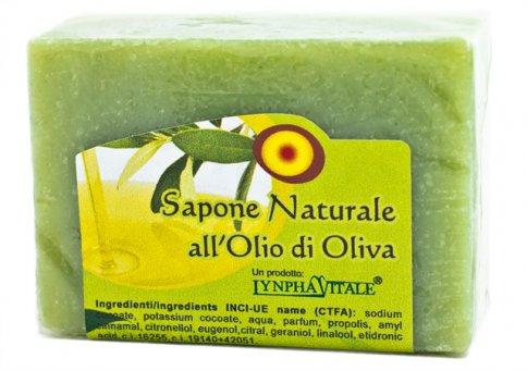 Sapone Naturale all'Olio di Oliva