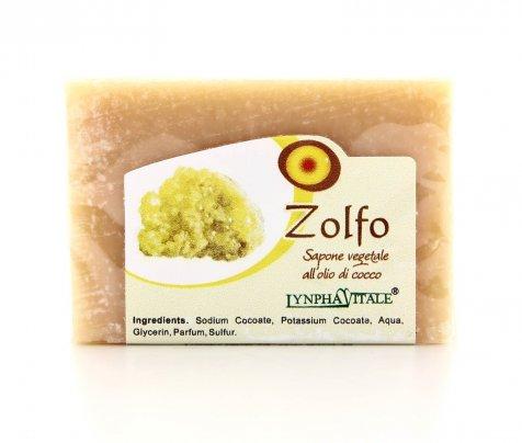 Sapone Naturale allo Zolfo