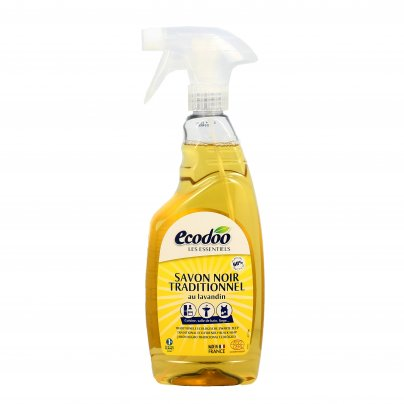 Detergente Multiuso al Sapone Nero - Spray