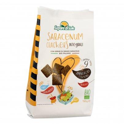 Crackers Integrali - Saracenum