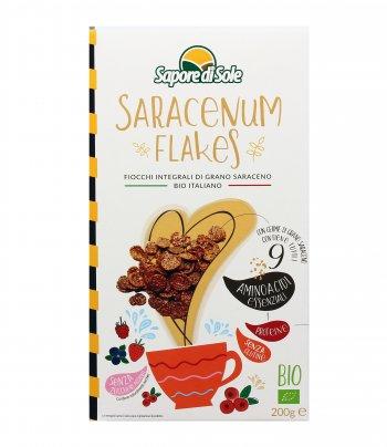 Fiocchi Integrali di Grano Saraceno - Saracenum Flakes
