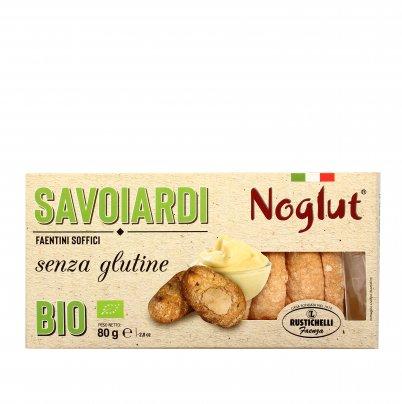 Savoiardi Faentini Soffici Biologici e Senza Glutine