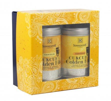 Curcuma Golden Milk - Scatola Regalo
