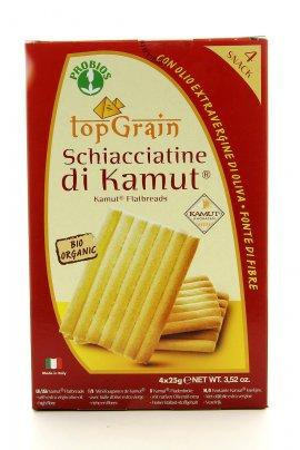 Schiacciatine KAMUT® - grano khorasan