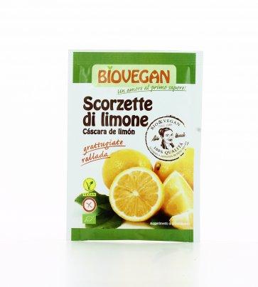 Scorzette di Limone Grattugiate