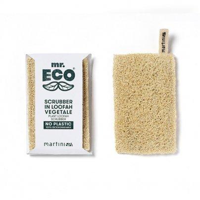 Spugna Scrubber In Luffa Vegetale No Plastica - Mr. Eco