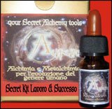 Secret Kit Lavoro e Successo - Your Secret Alchemy Tools