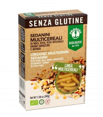 Sedanini Multicereali - Senza Glutine