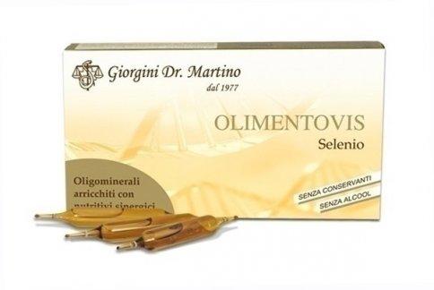 Olimentovis Selenio - 30 Ampolle
