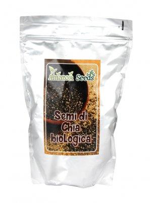 Semi Di Chia Biologica 1 kg