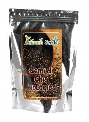 Semi Di Chia Biologica 250 gr